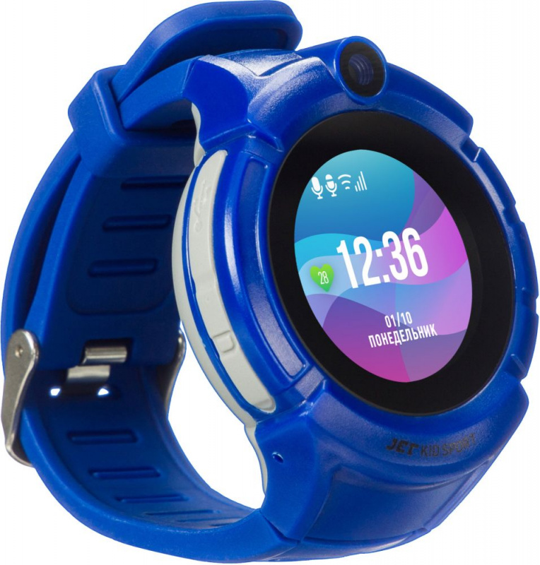 Умные часы Jet Kid Sport Blue smart watch jet kid sport