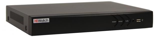 Сетевой видеорегистратор Hikvision Видеорегистратор HiWatch DS H316 2QA Черный