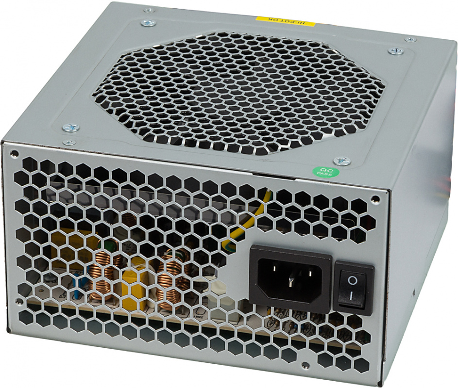 Блок питания Qdion ATX 650W QD650-PNR 80+