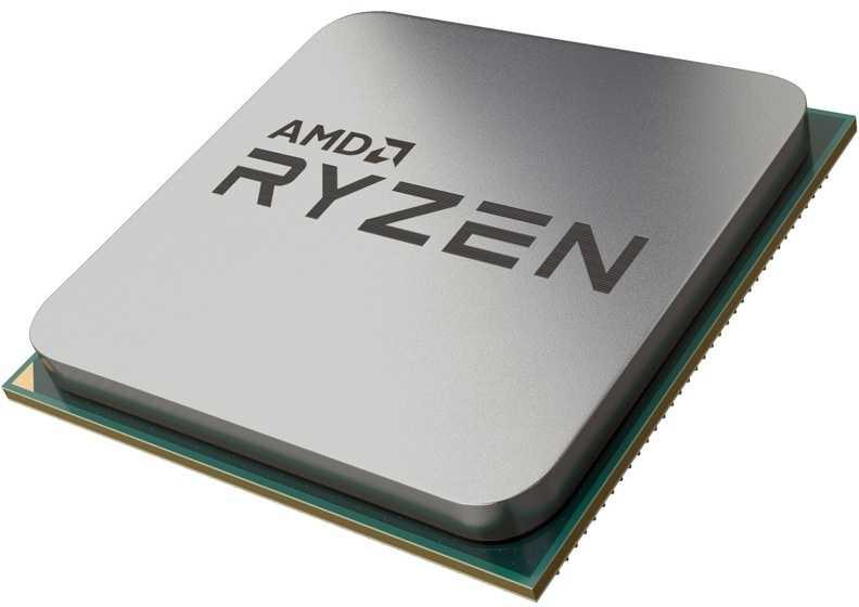 Процессор AMD Ryzen 5 3400G AM4 (YD3400C5M4MFH) OEM процессор amd ryzen 5 3600x 100 000000022 socket am4 oem