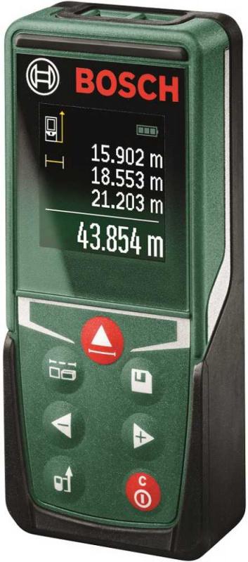 Лазерный дальномер Bosch UniversalDistance 50 0603672800 Зеленый