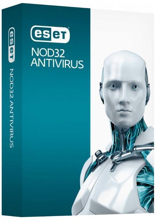 Фото - Антивирус Eset Nod32 1 ПК 1 год BOX nod32-ena-nsabox-1-1 sh75 1