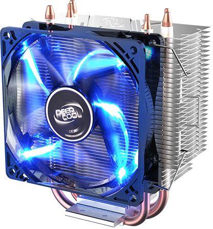 Устройство охлаждения(кулер) Deepcool GAMMAXX 300 FURY кулер для процессора deepcool gammaxx 300 fury