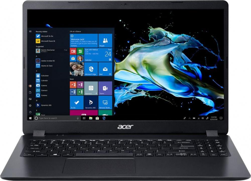 Ноутбук Acer Extensa 15 EX215-51-540G Core i5 10210U 8Gb SSD256Gb Intel UHD Graphics 15.6 FHD (1920x1080) Windows 10 Single Language black WiFi BT Cam ноутбук hp probook 430 g7 core i5 10210u 16gb ssd256gb intel uhd graphics 13 3 fhd 1920x1080 free dos 3 0 silver wifi bt cam
