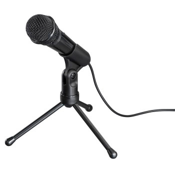 Микрофон Hama MIC P35 Allround 2.5м Черный