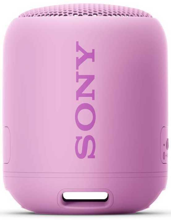Портативная колонка Sony SRS-XB12 10Вт Фиолетовая портативная акустика sony srs xb12 blue