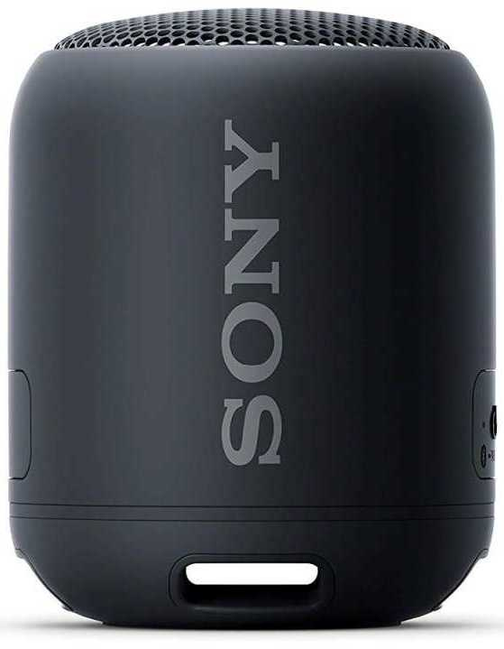 Портативная колонка Sony SRS-XB12 10Вт Черная портативная акустика sony srs xb12 blue