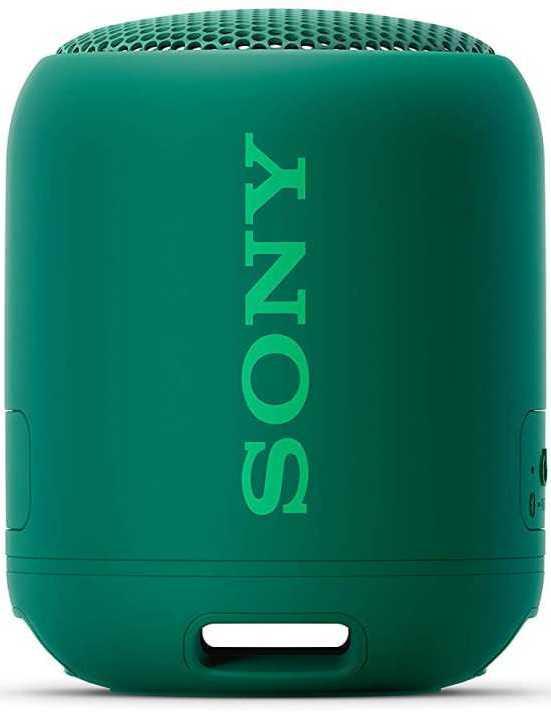 Портативная колонка Sony SRS-XB12 10Вт Зеленый портативная акустика sony srs xb12 blue