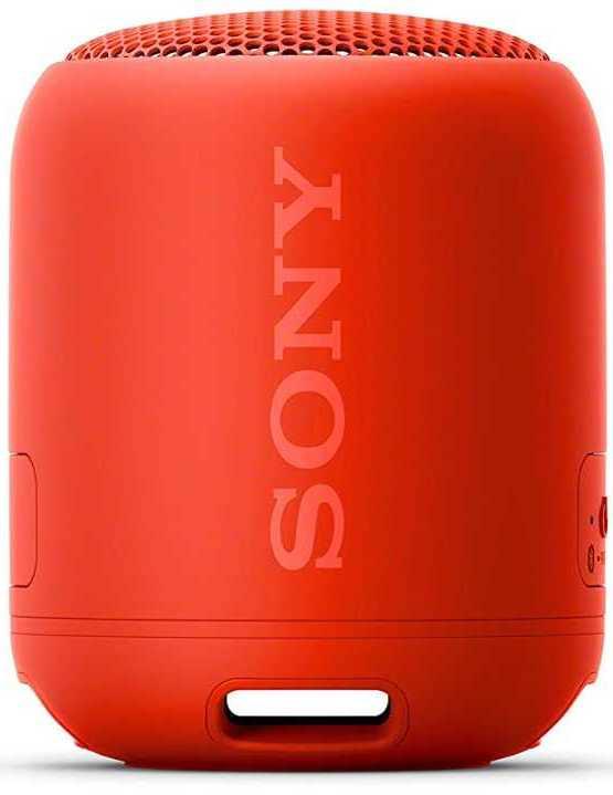 Портативная колонка Sony SRS-XB12 10Вт Красная портативная акустика sony srs xb12 blue