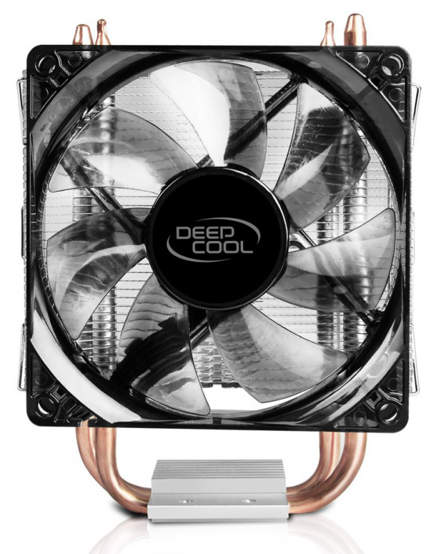 Устройство охлаждения(кулер) Deepcool GAMMAXX 200 V2 кулер для процессора deepcool gammaxx 300 fury