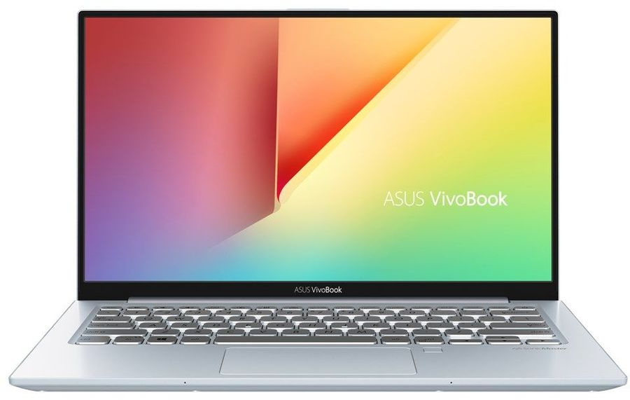 "Ноутбук Asus VivoBook S330FA-EY095T Core i5 8265U 8Gb SSD256Gb Intel UHD Graphics 620 13.3"" IPS FHD (1920x1080) Windows 10 silver WiFi BT"