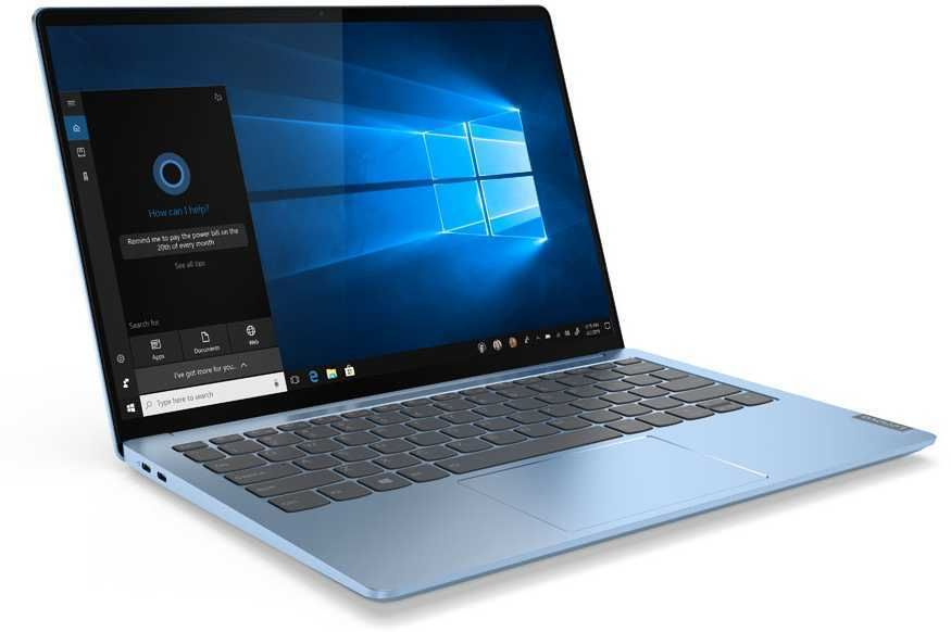 Ноутбук Lenovo IdeaPad S540 13API Ryzen 7 3750H 16Gb SSD512Gb AMD Radeon Rx Vega 10 13.3 IPS QHD 2560x1440 Windows 10 blue WiFi BT Cam