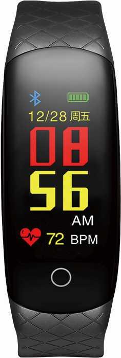 Фото - Фитнес-браслет Jet Фитнес-трекер Sport FT-4CH Черный фитнес трекер rekam bizzaro f450 0 96 черный черный [2202000012]