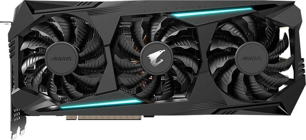 Купить Видеокарта Gigabyte Aorus Radeon RX 5700 XT (V-R57XTAORUS-8GD) дешево, цена 42337 руб. - интернет-магазин Quke