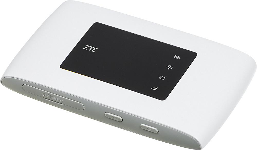 Фото - Роутер Wi-Fi ZTE MF920RU Белый zte mf79 белый