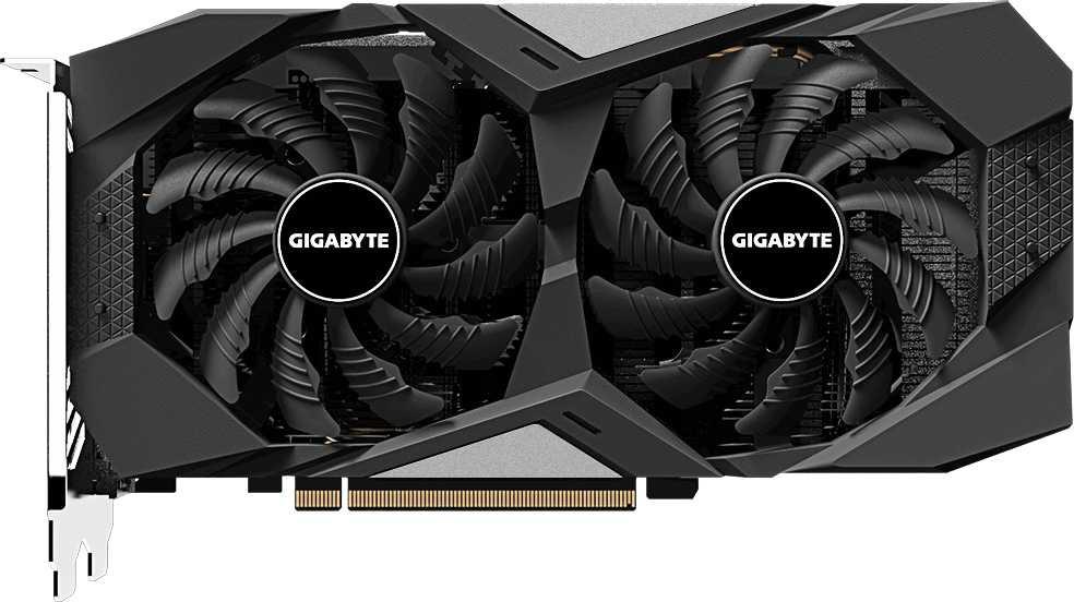 Видеокарта Gigabyte GeForce GTX 1650 SUPER (GV-N165SWF2OC-4GD)