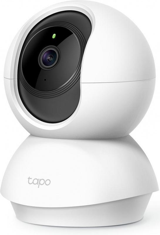 Купить Камера видеонаблюдения TP-Link TAPO C200 4-4мм Белая дешево, цена 2090 руб. - интернет-магазин Quke