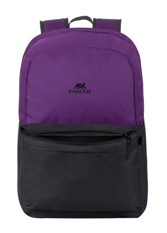 Фото - Рюкзак для ноутбука Rivacase Рюкзак Mestalla 5560 15.6 Фиолетовый (5560 SIGNAL VIOLET/BLACK) рюкзак verna black 3086 01