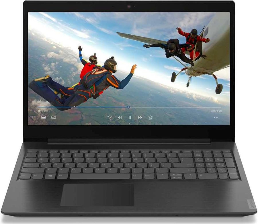 Ноутбук Lenovo IdeaPad L340-15API Ryzen 3 3200U 4Gb 1Tb AMD Radeon Vega 3 15.6 TN FHD (1920x1080) Windows 10 black WiFi BT Cam
