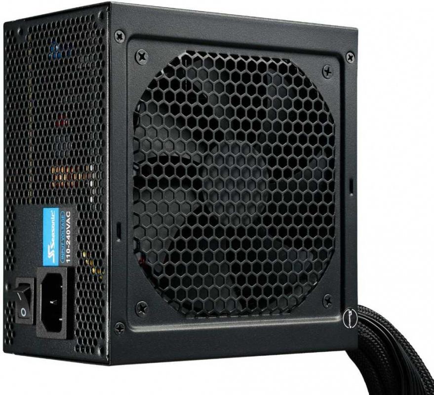 Блок питания Seasonic ATX 550W S12III-550 80+ bronze (SSR-550GB3)