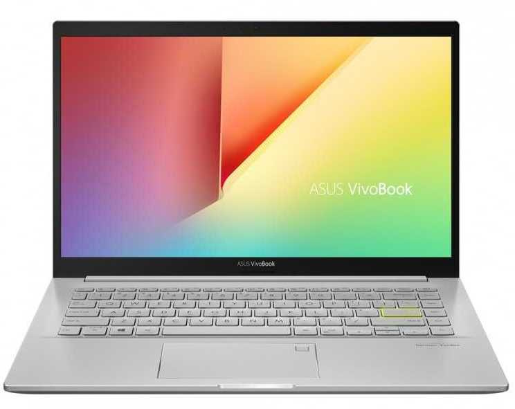 "Ноутбук Asus VivoBook K413FA-EB527T Core i3 10110U 8Gb SSD256Gb Intel UHD Graphics 14"" IPS FHD (1920x1080) Windows 10 silver WiFi BT Cam"