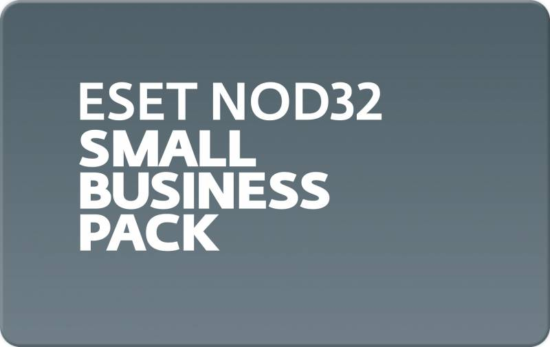 Антивирус Eset NOD32 Small Business Pack newsale for 10user 1Y (NOD32-SBP-NS(CARD)-1-10)