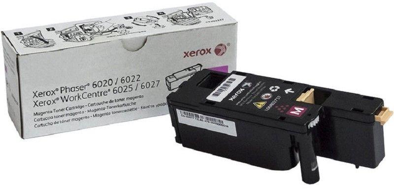 Картридж лазерный Xerox 106R02761 пурпурный (1000стр.) для Phaser 6020 6022 6025 6027