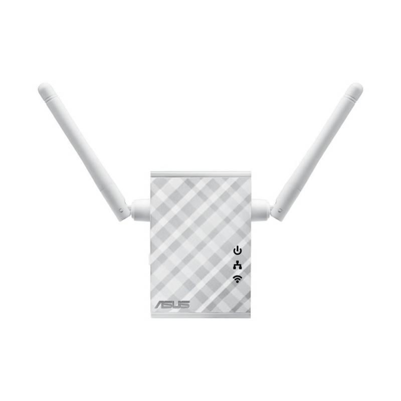 Усилитель Wi-Fi сигнала репитер Asus RP-N12 Белый