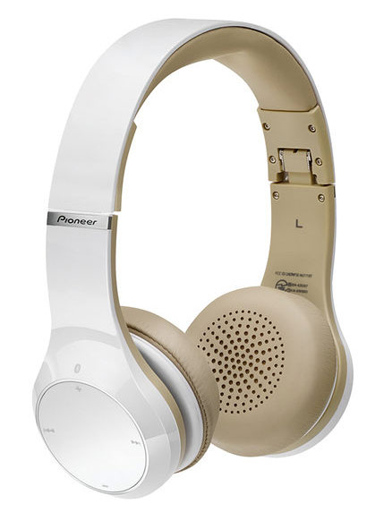 Наушники Pioneer SE-MJ771BT Bluetooth Белые