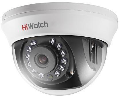 Камера видеонаблюдения Hikvision HiWatch DS-T201 3.6 Белая