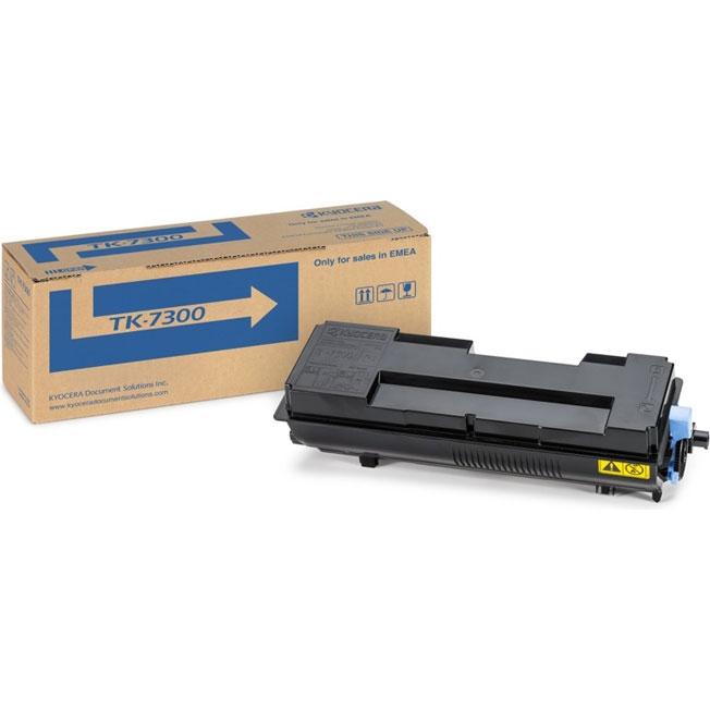 Картридж лазерный Kyocera TK-7300 черный (15000стр.) для Ecosys P4040dn мфу kyocera ecosys m2235dn