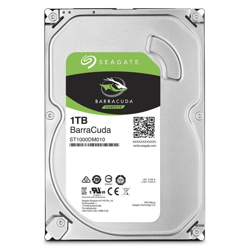 Жесткий диск Seagate Barracuda 1 Tb ST1000DM010