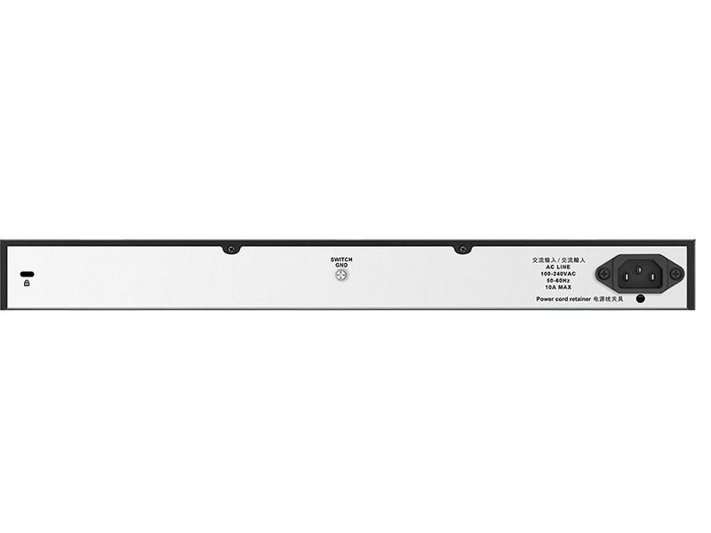 Коммутатор D-Link DGS-1026MP A1A 24G 24PoE коммутатор d link dgs 3130 30s a1a