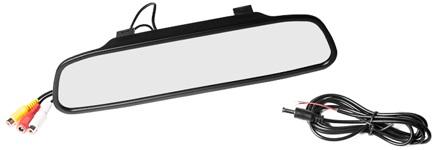 Автомобильный монитор Sho-Me Monitor M43 Черный