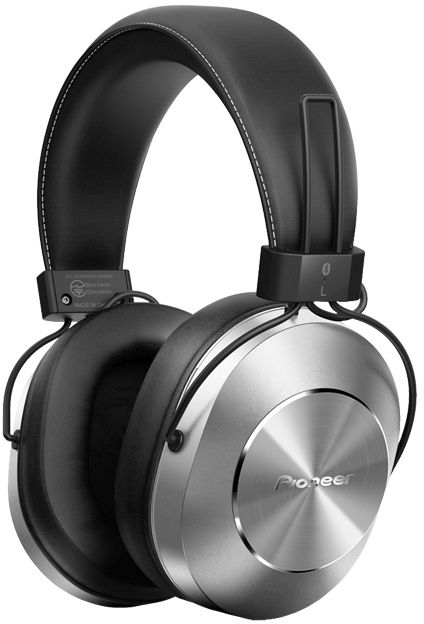 Наушники Pioneer SE-MS7BT-S Bluetooth Серебристые