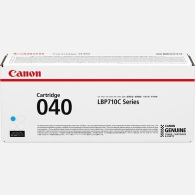 Картридж лазерный Canon 040C 0458C001 голубой (5400стр.) для LBP-710 712 тонер картридж canon 040hc 0459c001 голубой 10000стр для canon lbp 710 712
