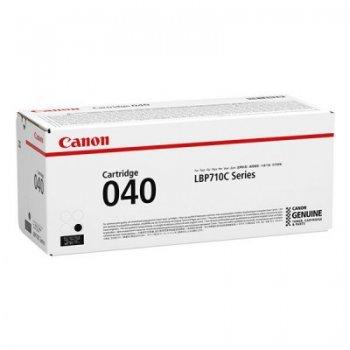 Картридж лазерный Canon 040BK 0460C001 черный (6300стр.) для LBP-710 712 тонер картридж canon 040hc 0459c001 голубой 10000стр для canon lbp 710 712