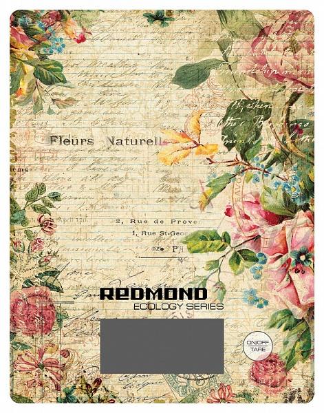 Кухонные весы Redmond RS-736 Бежевые кухонные весы tescoma accura 634512