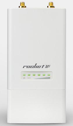 Точка доступа Ubiquiti Wi-Fi RocketM5 точка доступа ubiquiti wi fi unifi ac mesh белая