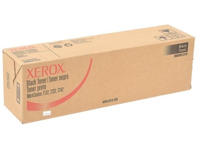 Фото - Картридж лазерный Xerox 006R01319 черный (24000стр.) для WC 7132 7232 7242 картридж xerox 006r01319 для xerox workcentre 7132 workcentre 7232 workcentre 7242 24000стр черный