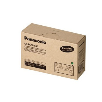 Фото - Картридж лазерный Panasonic KX-FAT410A KX-FAT410A7 черный (2500стр.) для KX-MB1500 1520 картридж nv print kx fat400a7 для panasonic kx mb1500 1520 1530 1536rub