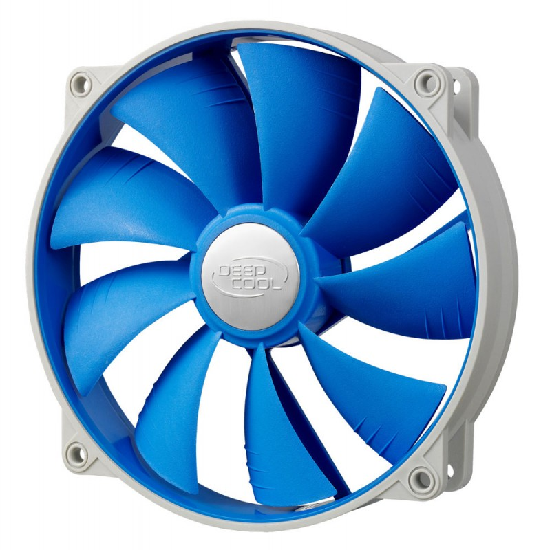 Вентилятор Deepcool UF 140 140x140x25mm 4-pin 17-27dB 167gr Ret uf 5