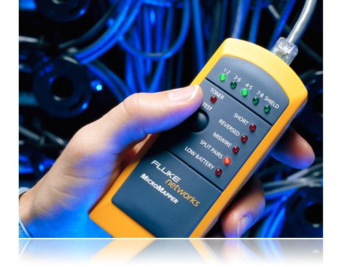 Тестер Fluke Networks MicroMapper (MT-8200-49A)
