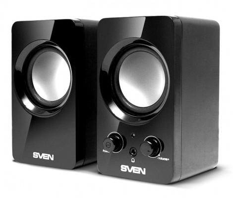 Компьютерная акустика Sven 354 Черная
