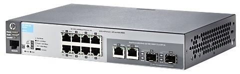 Коммутатор HPE Aruba 2530 J9777A 8G 2SFP