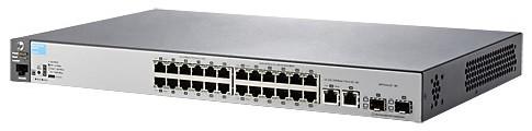 Коммутатор HPE Aruba 2530 J9782A 24x100Mb 2G 2SFP