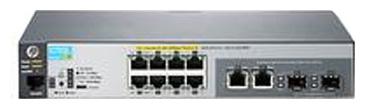 Коммутатор HPE Aruba 2530 J9774A 8G 2SFP 8PoE+ 67W