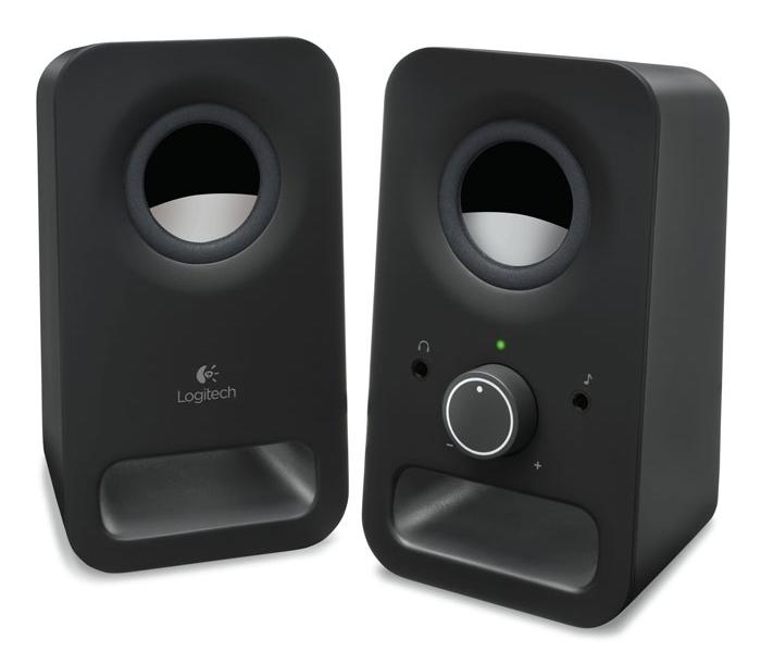 Компьютерная акустика Logitech Z150 Черная