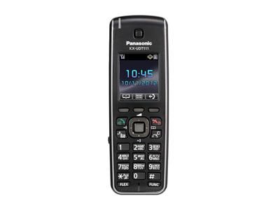 Телефон IP Panasonic KX-UDT111RU Черный недорого