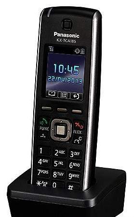 Системный телефон KX-TCA185RU Черный фото